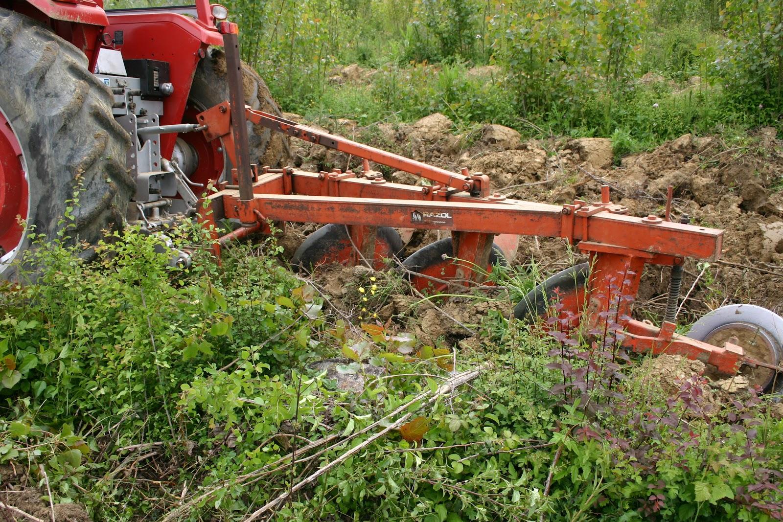 Les tracteurs de gilbert au travail for Emploi en restauration