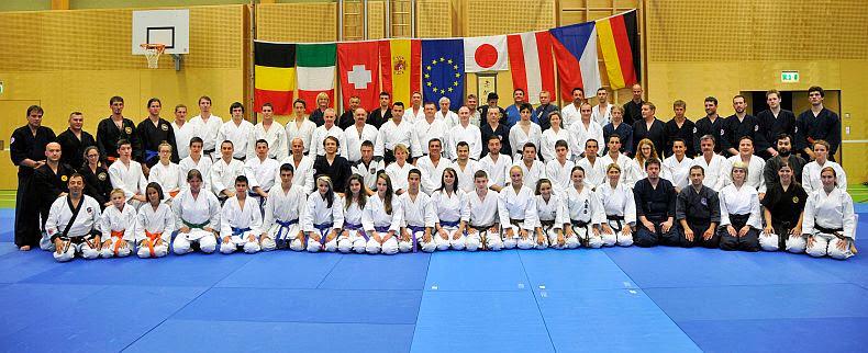 VI Budo camp Wieselburg 2013
