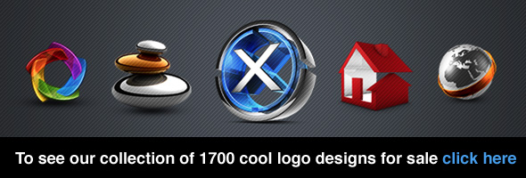 Click here to view the Pixellogo logo templates!