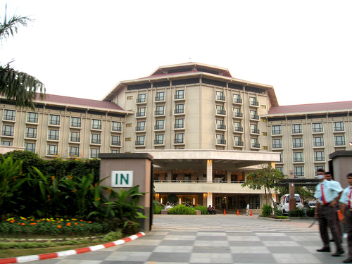 Radisson Blu Water Garden Hotel Dhaka, Airport Road, Dhaka Cantonment, Dhaka 1206, Bangladesh