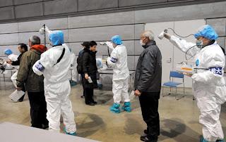 Control de radiacion en las personas
