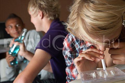 drog, tinédzser, kábítószer
