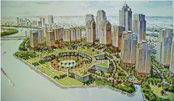 Tổng quan về khu đô thị Vinhomes Tân Cảng