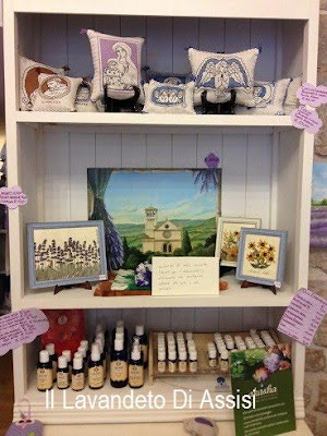 negozio prodotti naturali Assisi