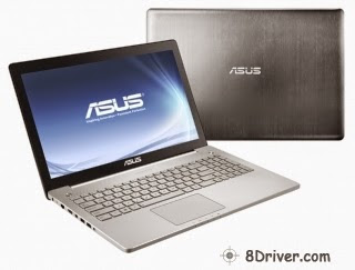 download Asus Z81K Notebook driver