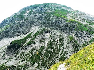 vilsalpe Kugelhorn Tour Willersalpe Schrecksee Allgäu Hindelang primapage