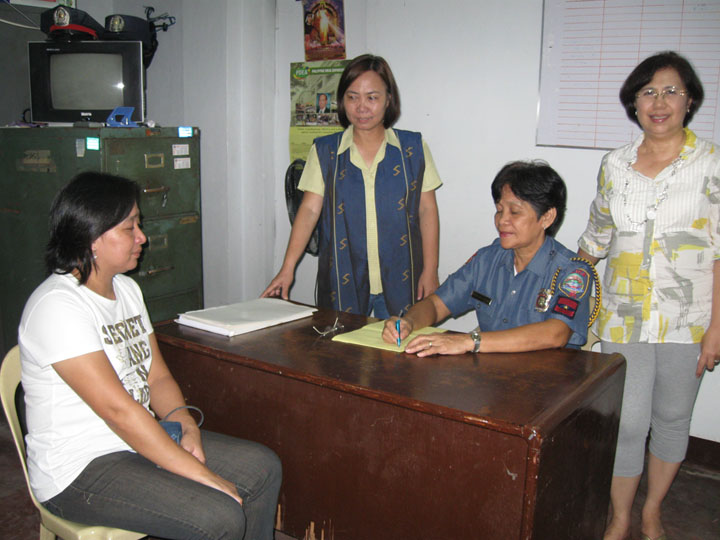 To protect the interest of women in society, the PNPWC (Philippine National Police  Women and Children Protection Desk) Project of SI Malabon rendered legal ... ae2d3340675e
