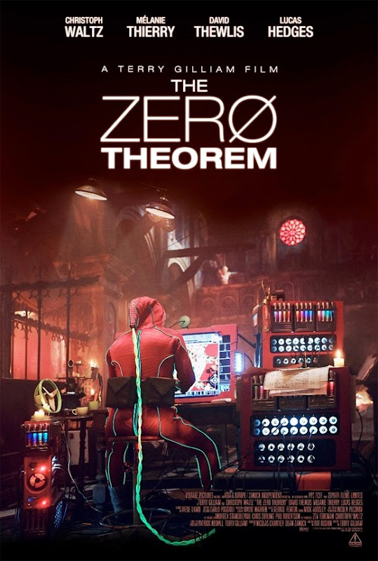 The Zero Theorem movie poster