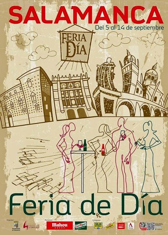 Feria de Día de Salamanca 2014