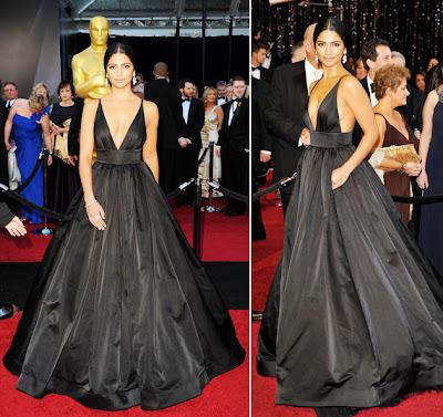 camila alves 2011 oscars dress. Camila+alves+oscar+dress+