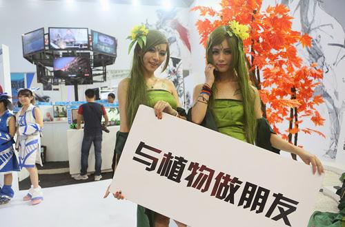 Chiêm ngưỡng cosplay Guild Wars 2 tại ChinaJoy 2013 18