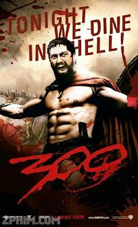 300 Chiến Binh - 300 (2006) Poster