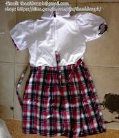 áo váy học sinh