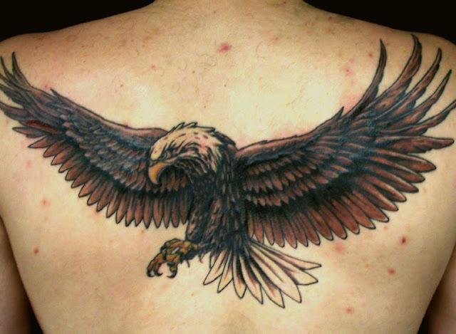 Mexican Eagle Tattoo On Wrist