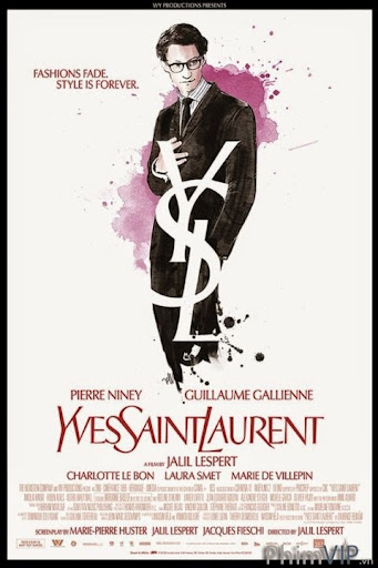 Cuộc Đời Yves Saint Laurent - Yves Saint Laurent poster