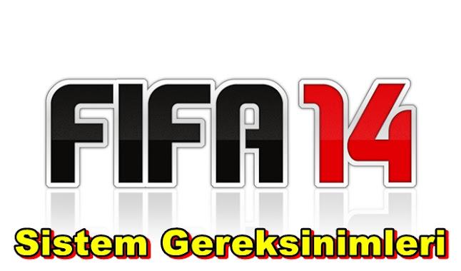 Fifa 14 PC Sistem Gereksinimleri