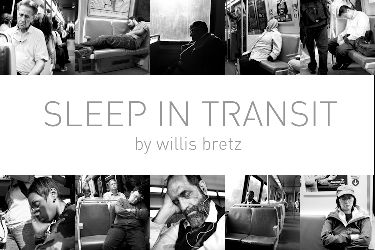 Sleep in Transit by Willis Bretz