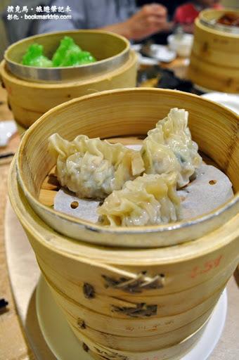 名富宴會餐廳香菇魚翅餃