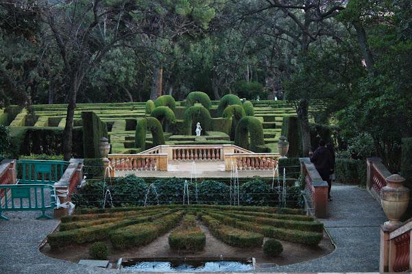 Parc del Laberint d'Horta, Passeig dels Castanyers, 1, 08035 Barcelona, Barcelona, Spain