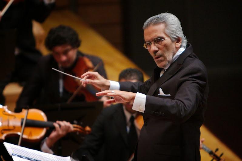 El concierto de clausura estuvo protagonizado por la Orquesta Sinfónica Simón Bolívar de Venezuela, dirigida por el maestro Alfredo Rugeles