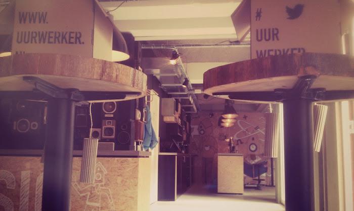 Uurwerk, Groningen, hotspot, groningen cafes, groningen koffie, bar groningen