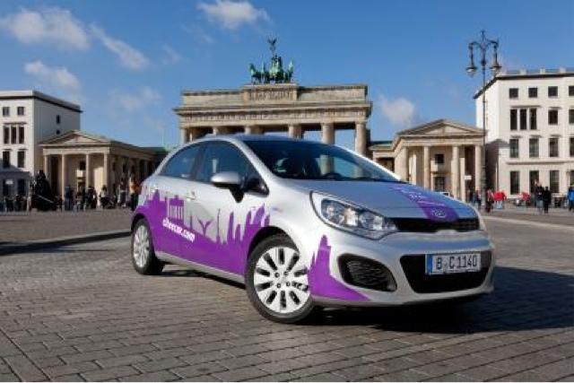 CiteeCar Carsharing Berlin