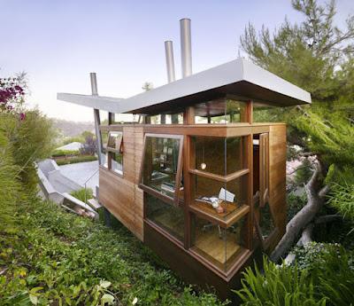 Banyan Treehouse by Rockefeller Partners Architects 5 Rumah Pohon Modern Yang Tidak Dibangun Di Atas Pohon