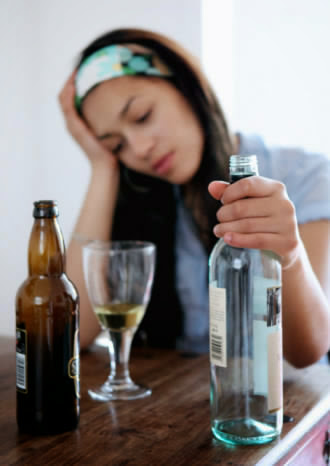 Risk Factors for Becoming an Alcoholic