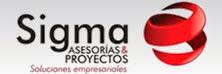 SIGMA - Asesorías y Proyectos - Soluciones Empresariales