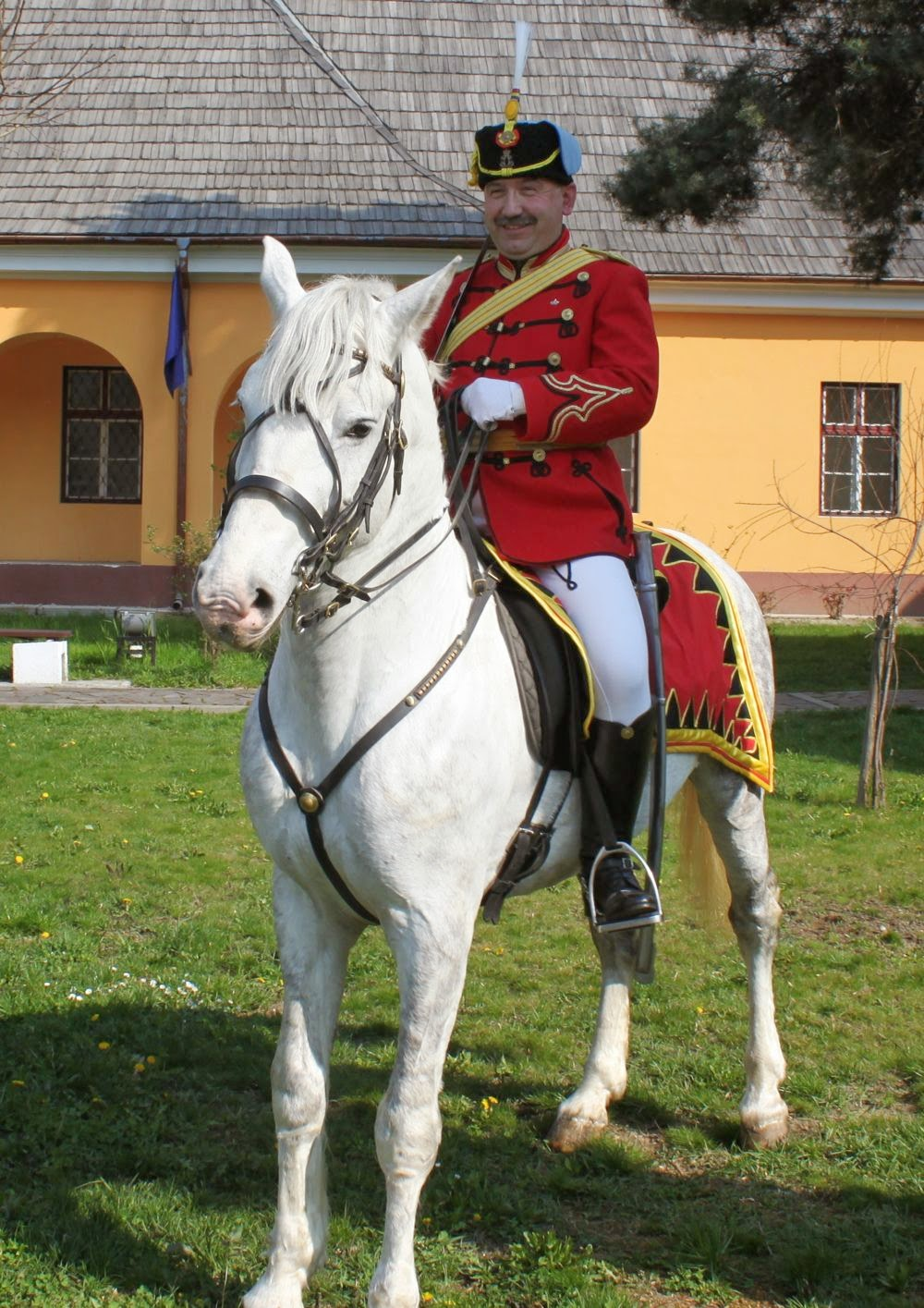 ASR Principele Radu - Lansare de carte regală, Muzeul Grăniceresc Năsăud