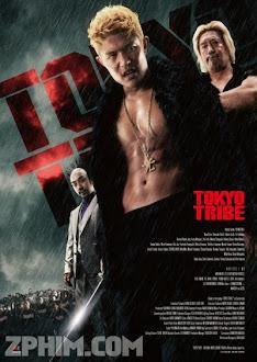 Băng Đảng Tokyo - Tokyo Tribe (2014) Poster