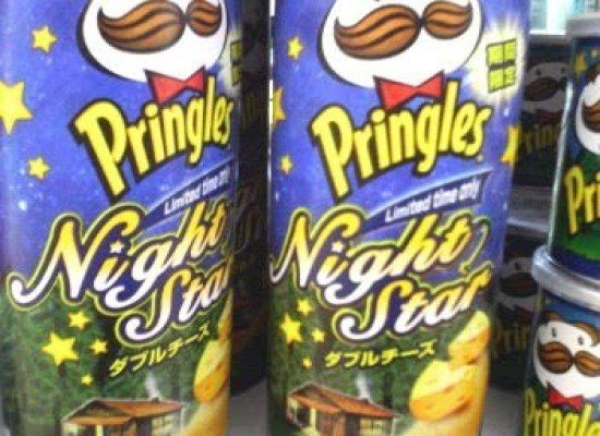 101 Pringle Flavors From Around The World Mostly Usa And