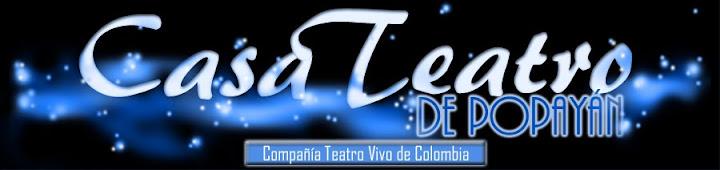 Casa Teatro de Popayán
