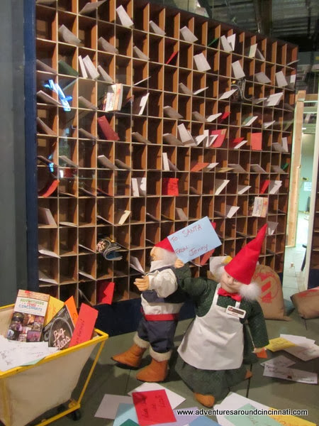 Shillito's Elves Mailroom