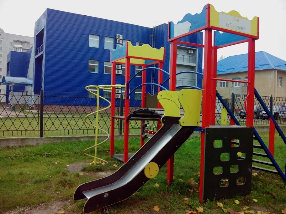 Пример фото детской площадки на Highscreen Alpha GT - 03