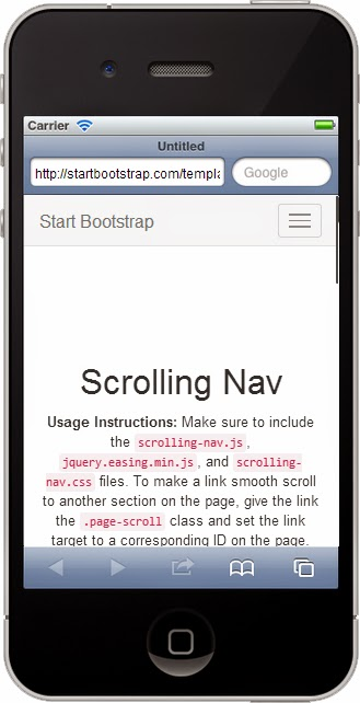 Scrolling Nav   BootstrapThemes - Free Bootstrap Themes