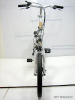 2 Sepeda Lipat FORWARD HIGH WIND 20 Inci