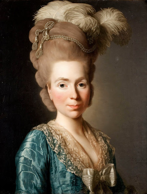 Alexander Roslin - Portrait of Princess Natalia Petrovna Golitsyn, born Tjernysjev - Google Art Project