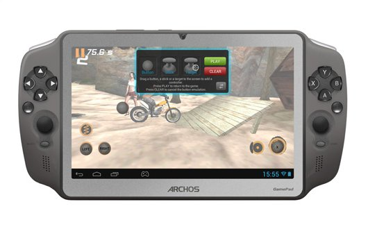 Archos GamePad launched in Europe