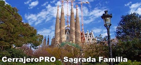 cerrajería barcelona Sagrada Familia