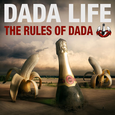 Dada Life - Higher State Of Dada Land [Hardwell On Air 110 RIP]