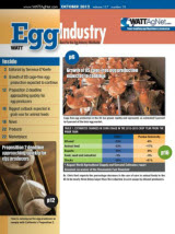 Egg Industry 2012 Cover