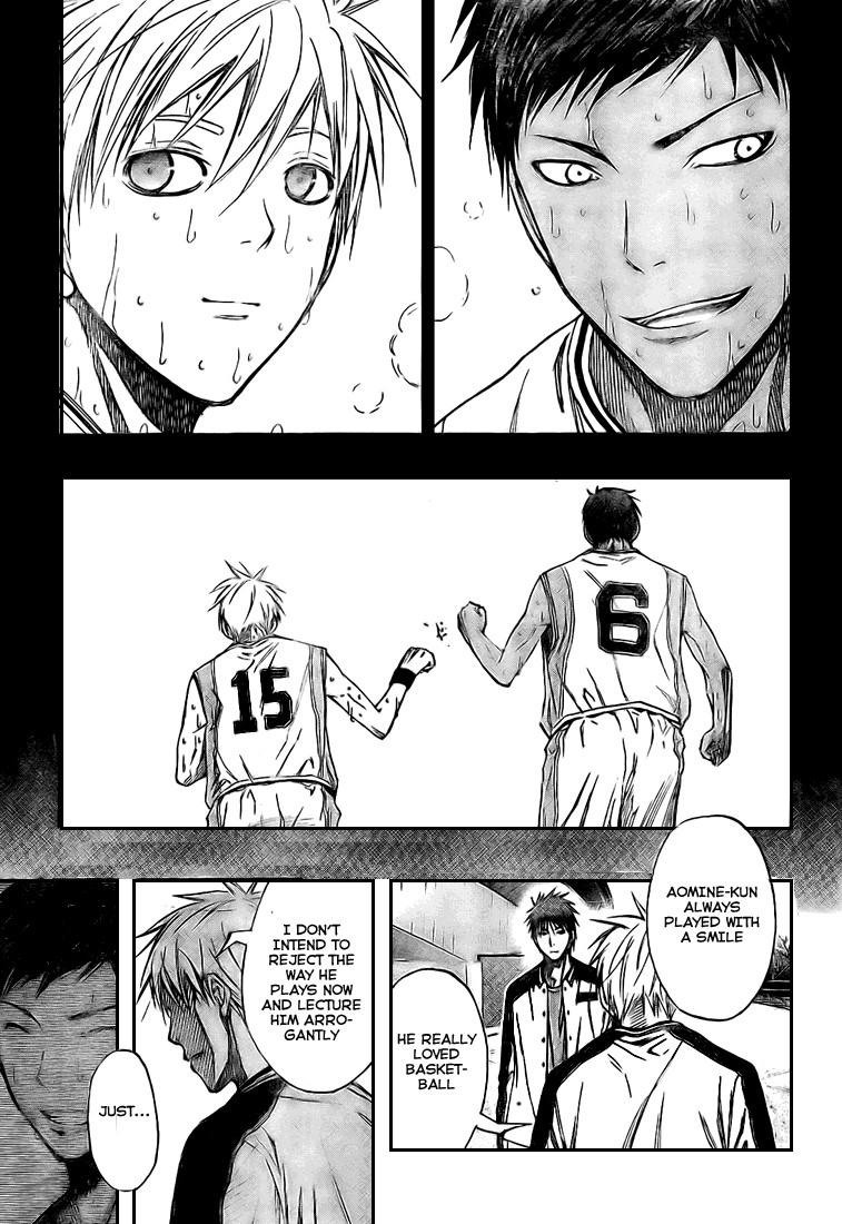 Kuroko no Basket Manga Chapter 124 - Image 15