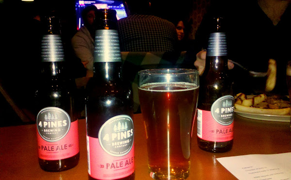 four pines pale ale
