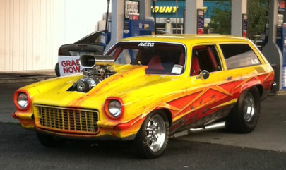 Pro Street Chevy Vega Station Wagon Other Cambak | LocalCarSale