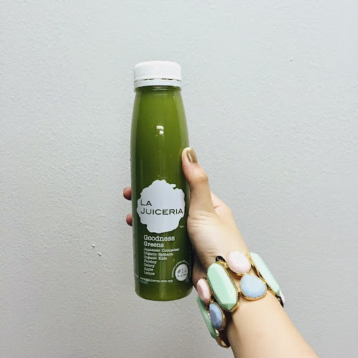 La Juiceria healthy juice