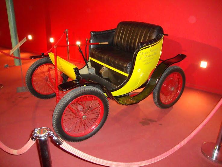 Musée Automobile de Mulhouse  DSC07097