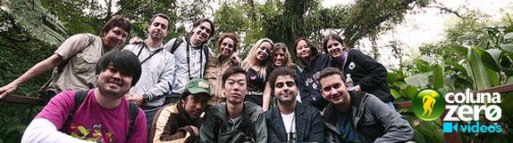coluna zero, meio ambiente, consumo consciente, sustentabilidade, salto morato, paraná, brasil, fundação o boticário, video, vídeos