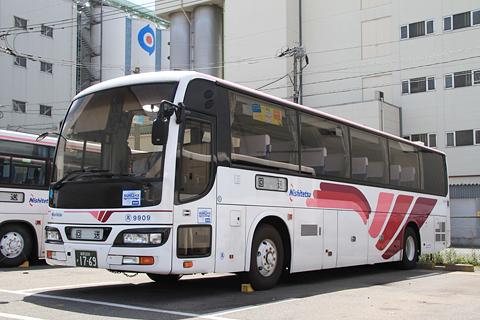 西日本鉄道「桜島号」 9909
