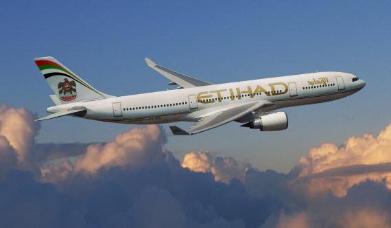 Nuevo vuelo a Abu Dhabi desde marzo con Etihad Airway desde el Aeropuerto de Barajas